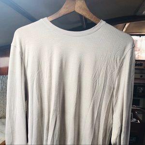 Lululemon athletic long sleeve shirt